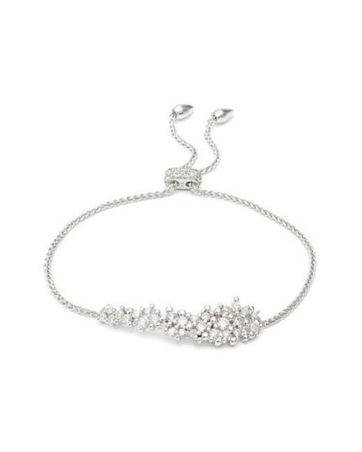 Kendra Scott | Metallic Nolan Friendship Bracelet | Lyst