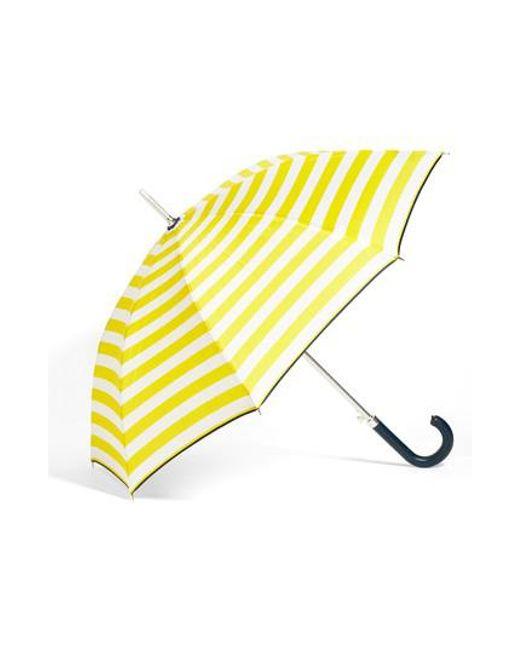 Shedrain | Yellow Auto Open Stick Umbrella | Lyst