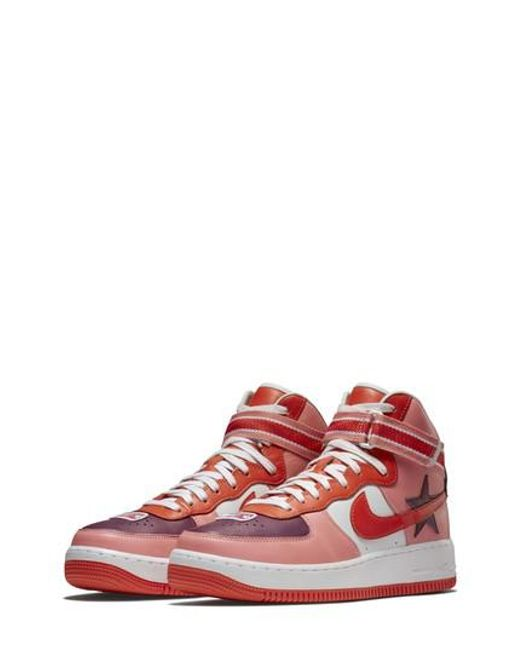 Nike - Multicolor Air Force 1 High Rt Sneaker for Men - Lyst