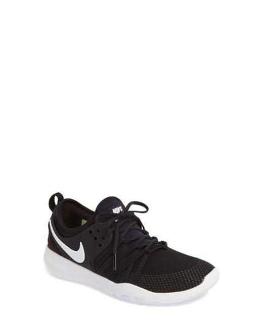 Nike | Black Free Tr 7 Training Shoe for Men | Lyst