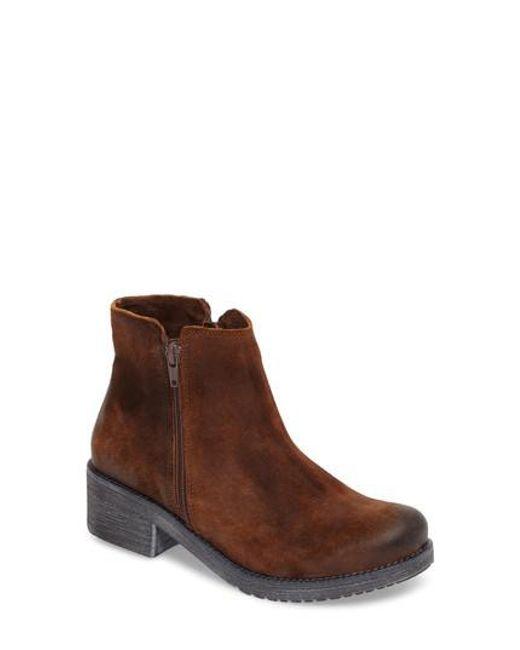 Naot | Brown Wander Boot | Lyst