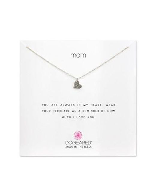 Dogeared | Metallic Mom Pendant Necklace | Lyst