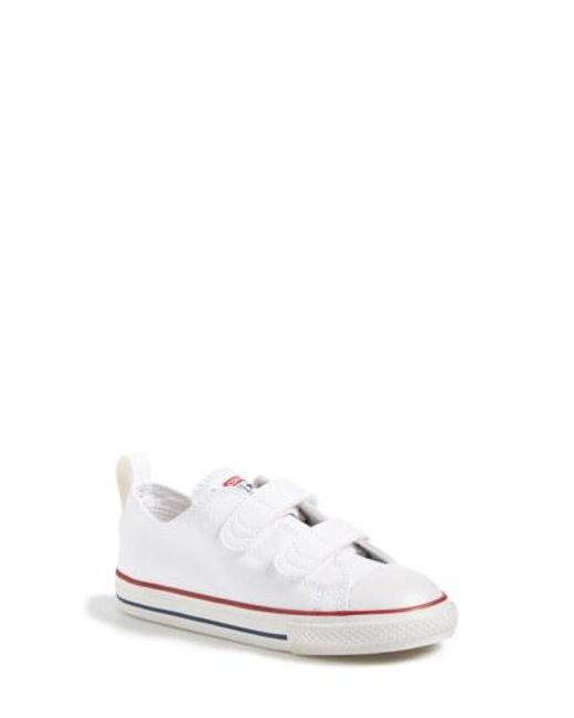 Converse - Multicolor Chuck Taylor All Star 2v Faux Leather Sneaker - Lyst