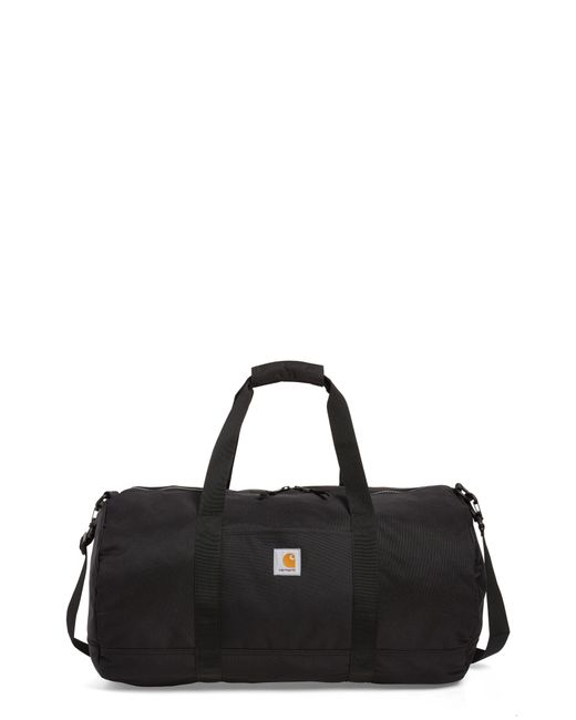 ac2018041a Lyst - Carhartt Wip Wright Water Repellent Duffel Bag in Black for Men