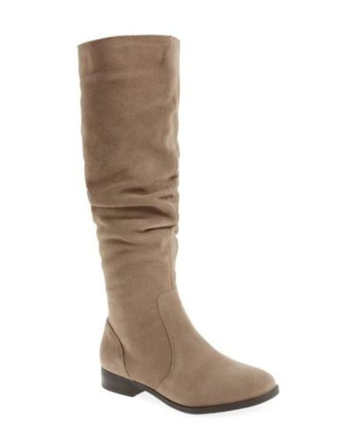 Steve Madden | Brown Steve Maddon Beacon Slouchy Knee-high Boot | Lyst