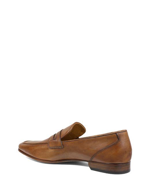 30175cd52dc ... Florsheim - Brown Imperial Hotter Penny Loafer for Men - Lyst