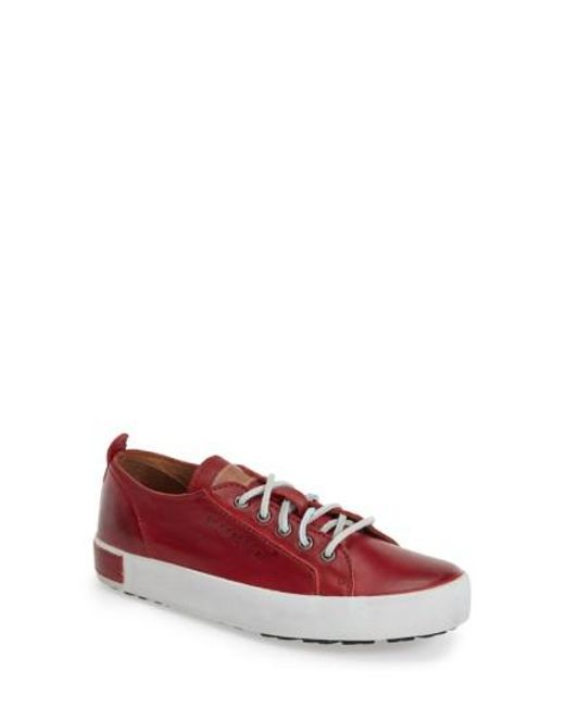 Blackstone | Red 'jl20' Sneaker | Lyst