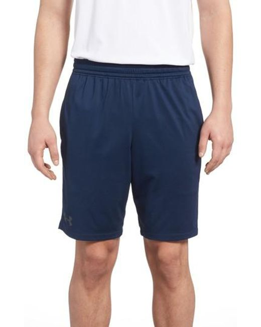 Under Armour - Blue Raid 2.0 Classic Fit Shorts for Men - Lyst