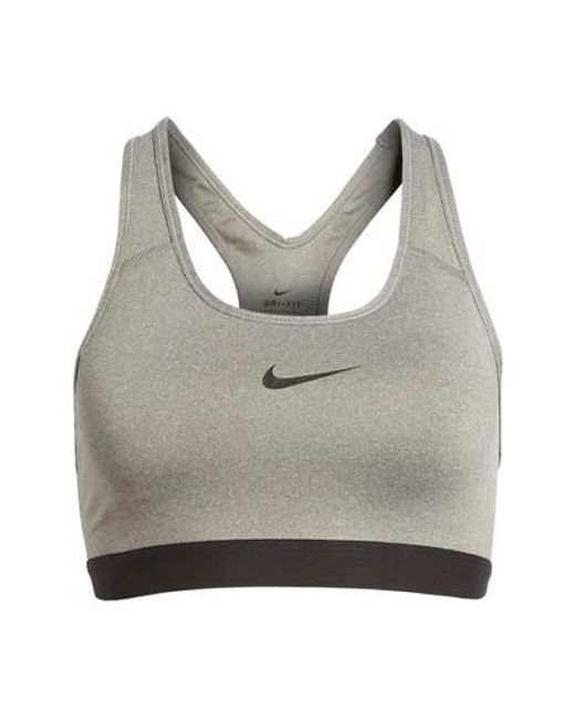 Nike | Black 'pro Classic' Dri-fit Padded Sports Bra | Lyst