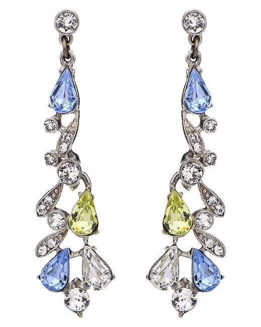 Ben-Amun - Metallic Multicolor Round Drop Earrings - Lyst