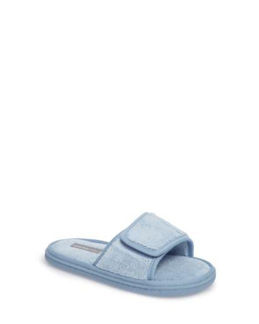 Tempur-Pedic | Blue Geana Slipper | Lyst