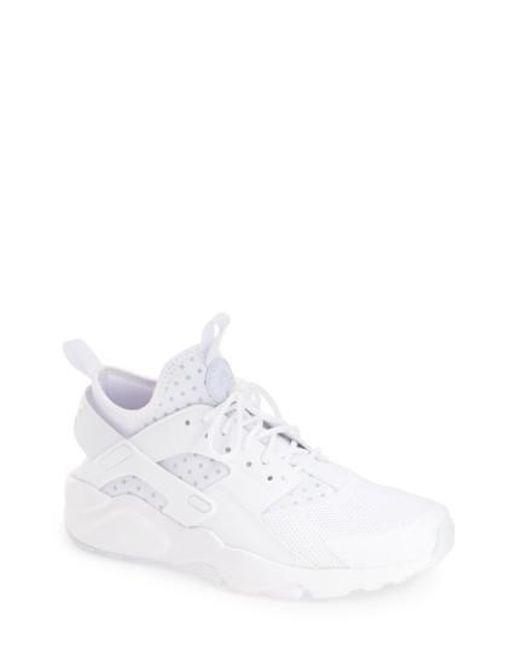 Nike | White 'air Huarache Run Ultra' Sneaker for Men | Lyst