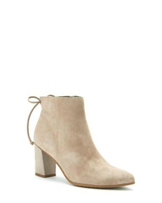 Blondo - Multicolor Tiana Waterproof Pointy Toe Bootie - Lyst