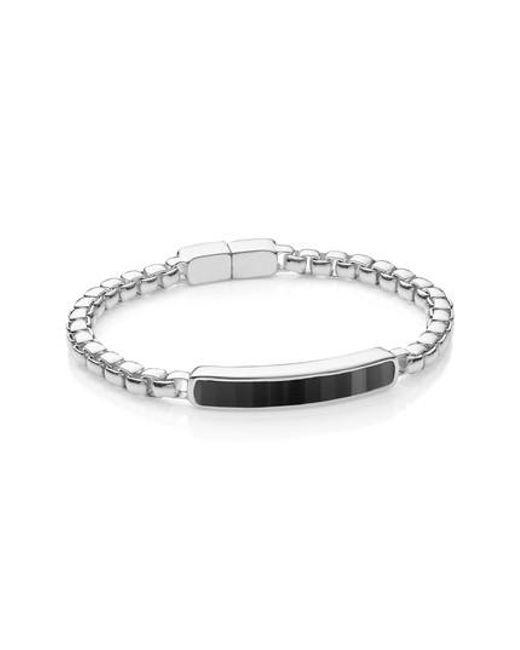 Monica Vinader | Metallic Baja Semiprecious Stone Bracelet | Lyst