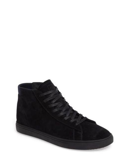 CLAE - Blue 'bradley Mid' Sneaker for Men - Lyst