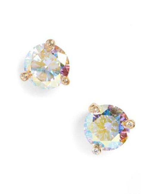 Kate Spade | Multicolor 'rise And Shine' Stud Earrings | Lyst