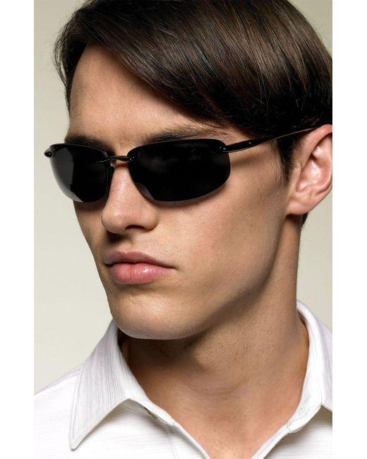 Maui Jim - Brown 'ho'okipa - 64mm Polarizedplus2' Reader Sunglasses for Men - Lyst