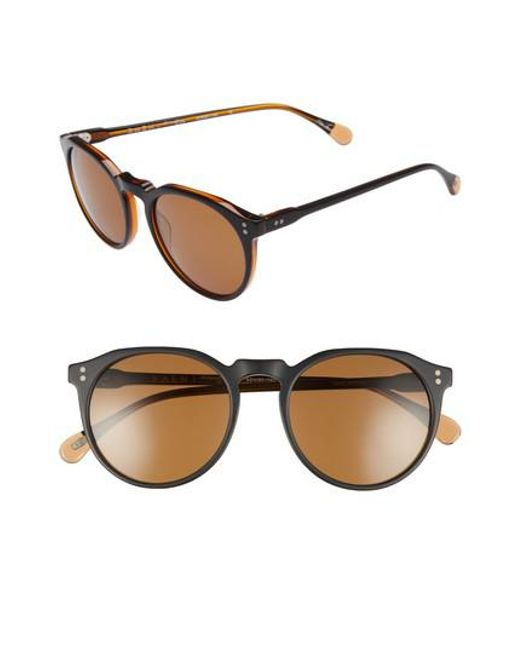 Raen | Brown Remmy 52mm Sunglasses for Men | Lyst