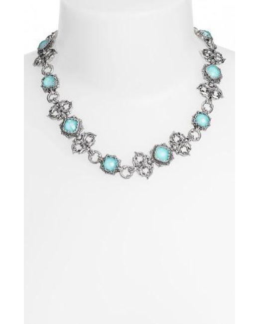 Konstantino   Metallic 'aegean' Collar Necklace   Lyst