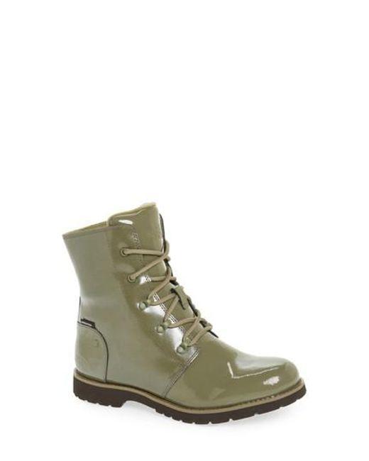 The North Face - Green Ballard Rain Boot - Lyst
