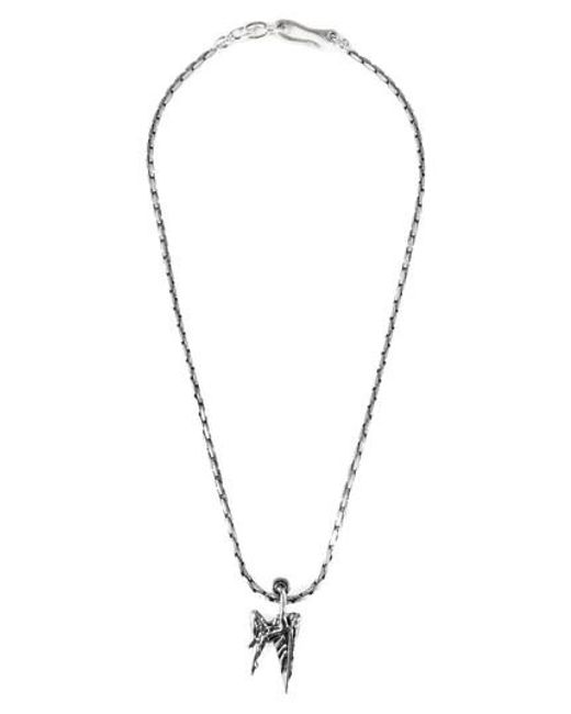George Frost | Metallic Pursuit Necklace | Lyst