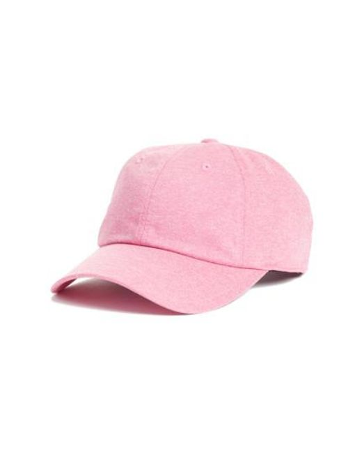 American Needle - Pink Heathered Tech Hat - Lyst