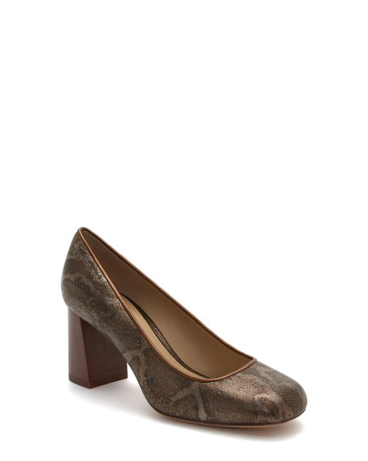 Etienne Aigner - Brown Dylan Square Toe Pump - Lyst