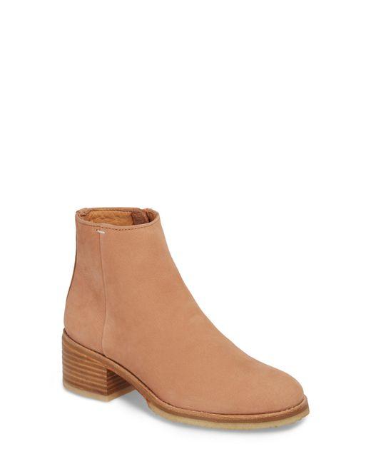 Clarks - Brown Clarks Amara Water Resistant Block Heel Bootie - Lyst