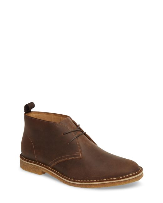 20405d88deb 1901 - Brown Hudson Chukka Boot for Men - Lyst ...