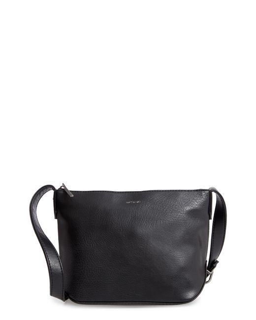 Matt & Nat - Blue Large Sam Faux Leather Crossbody Bag - - Lyst