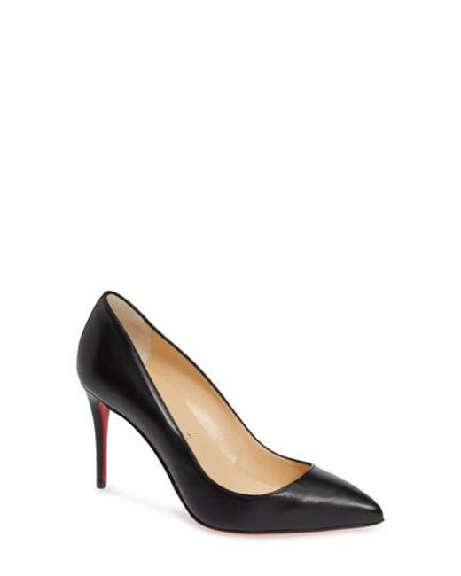 4fbfc083210 Lyst - Christian Louboutin Pigalle Follies in Black
