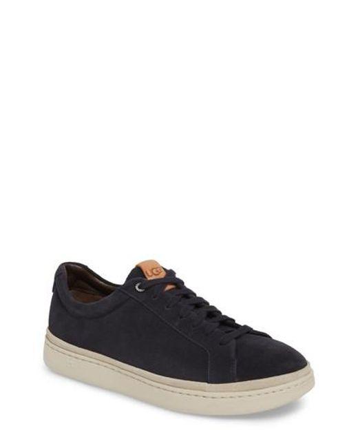 Ugg - Blue Ugg Brecken Sneaker for Men - Lyst