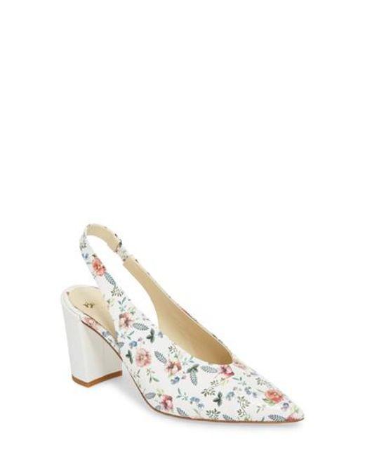 Butter Shoes Women's Butter Kendell Slingback Pump KxCfz