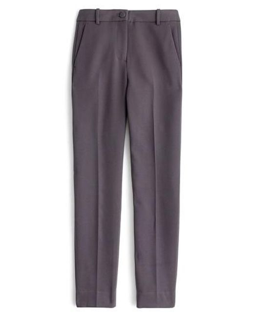 J.Crew - Gray J.crew Cameron Seasonless Stretch Pants for Men - Lyst