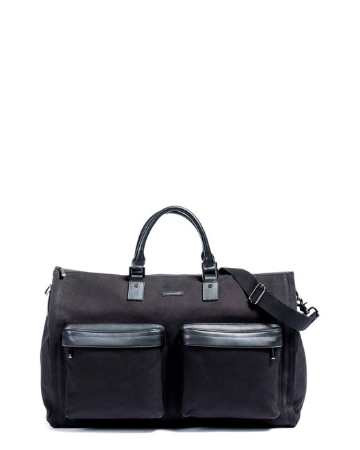 Hook + Albert - Black Twill Duffel Bag for Men - Lyst