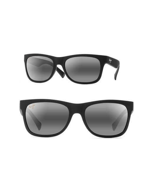 Maui Jim - Gray Kahi 58mm Polarizedplus2 Sunglasses for Men - Lyst