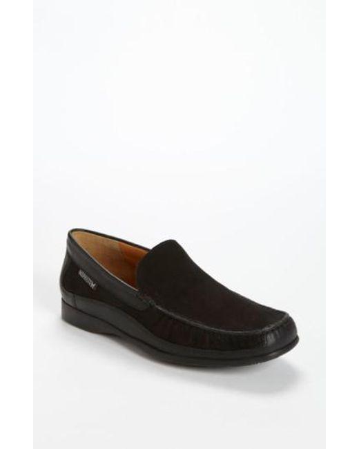 Mephisto | Black 'baduard' Loafer for Men | Lyst