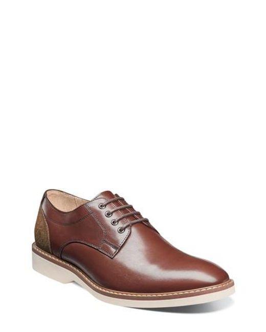 Florsheim | Brown Union Buck Shoe for Men | Lyst