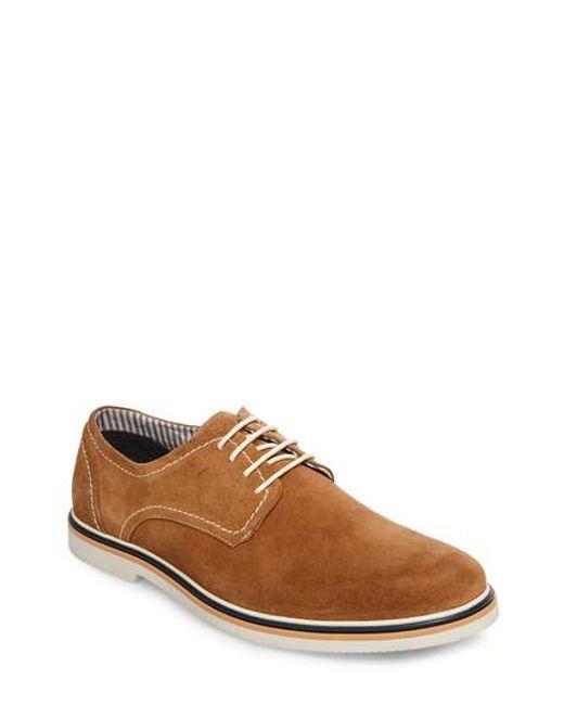Steve Madden - Brown Frick Buck Shoe for Men - Lyst
