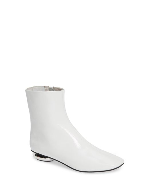 Jeffrey Campbell - White Moon Grl Bootie - Lyst