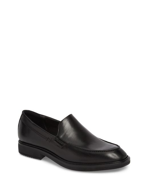 Ecco - Brown Vitrus Ii Apron Toe Loafer for Men - Lyst
