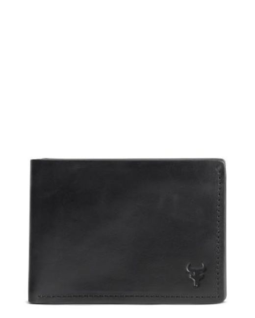 Trask | Black Colton Super Slim Wallet for Men | Lyst