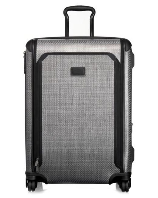 Tumi | Gray 'tegra-lite(tm) Max' Medium Trip Expandable Packing Case - Metallic for Men | Lyst