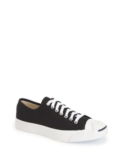 Converse - Black 'jack Purcell' Sneaker for Men - Lyst