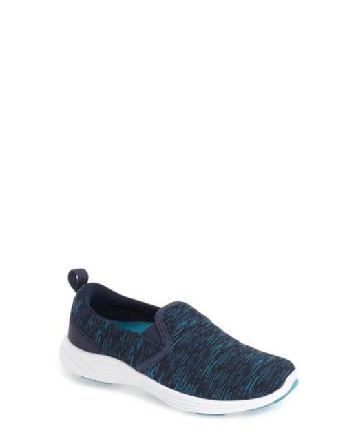 Vionic | Blue 'kea' Slip-on Sneaker | Lyst