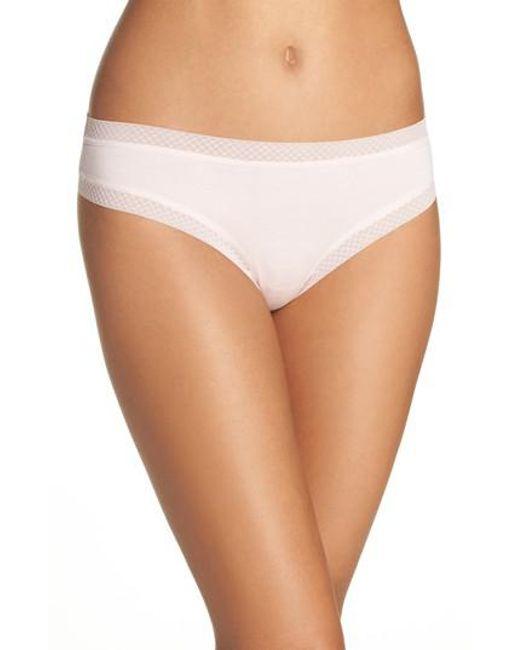 Honeydew Intimates | Multicolor Riley Tanga | Lyst