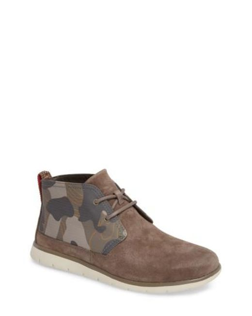 Ugg | Brown Ugg Freamon Chukka Boot for Men | Lyst