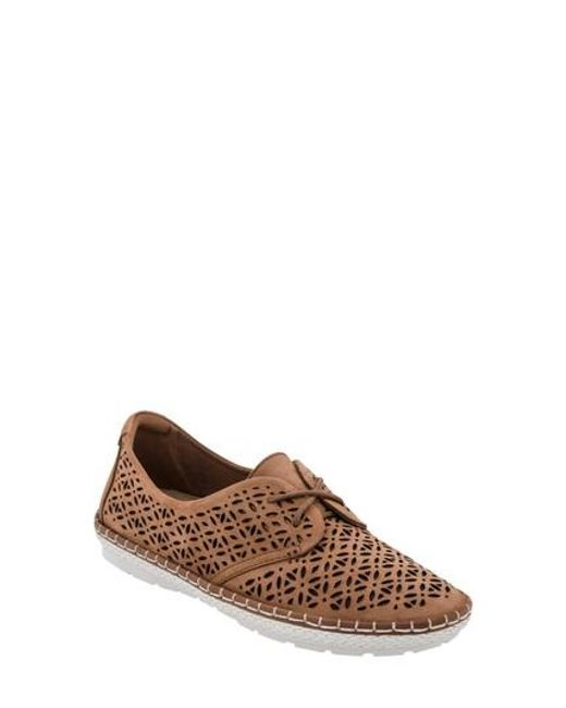 Earth - Brown Earth Pax Sneaker - Lyst