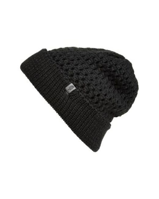 The North Face | Black 'shinsky' Reversible Beanie | Lyst