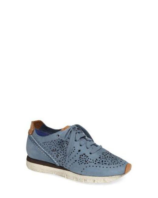 Otbt   Blue Khora Sneaker   Lyst